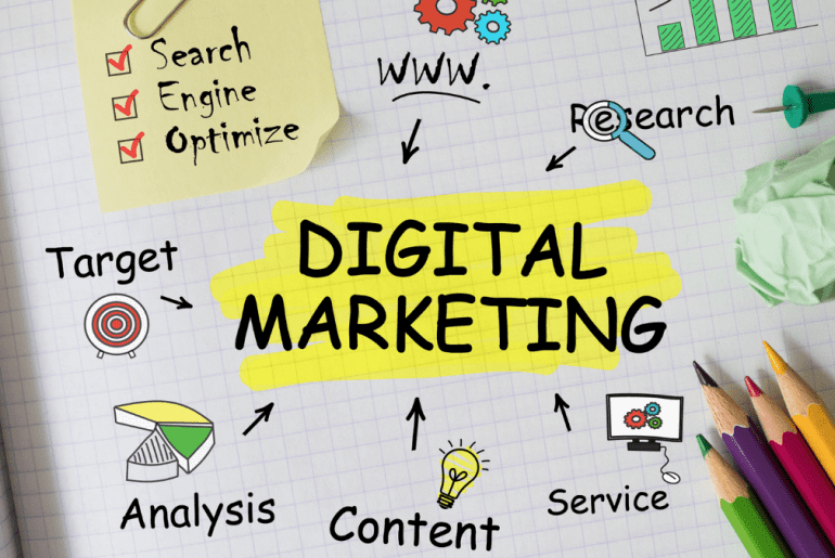 With the right tools, you can build a digital marketing strategy that will work for you